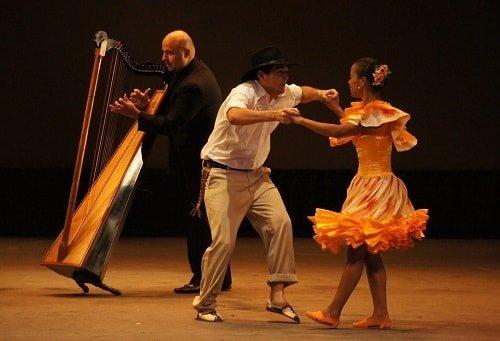 Musica y danza Región Orinoquía.