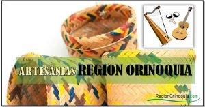 Cultura de la región Orinoquia - artesanías de la Región Llanera