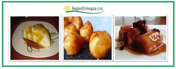 dulces tipicos de la region orinoquia