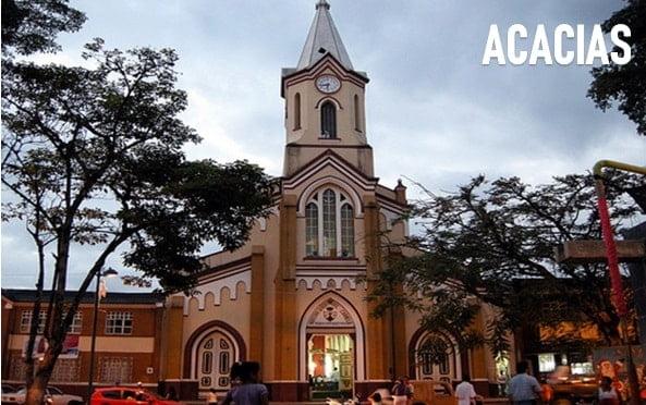 Ciudad de Acacias