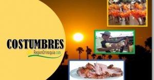 Cultura de los llaneros colombianos
