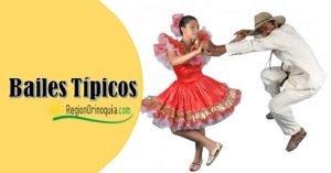 Bales y danzas mas destacadas de la Region Orinoquia