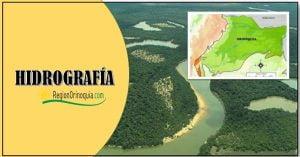 Rios de la region Orinoquia