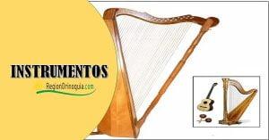 Instrumentos musicales de los llanos orientales