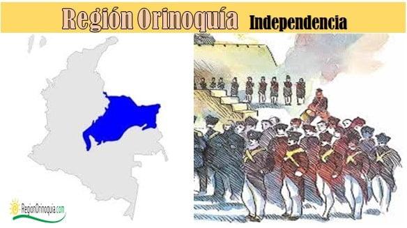 la region orinoquia y su historia de independencia