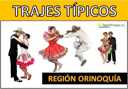 Trajes típicos de la región Orinoquia colombiana