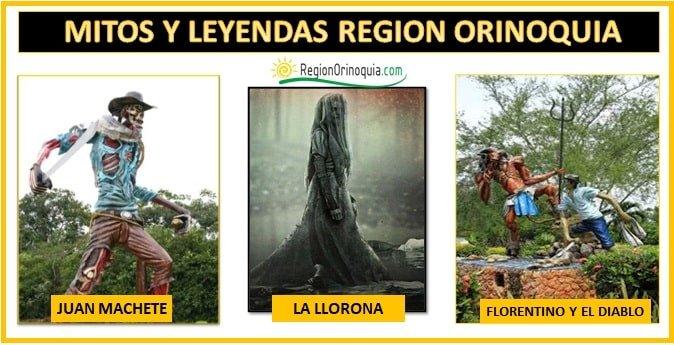 Mitos y leyendas de la región Orinoquia de Colombia