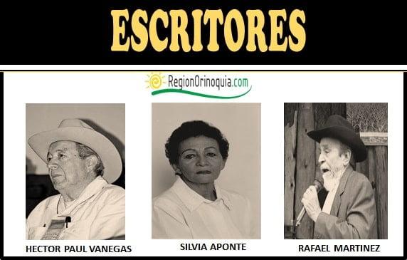 Escritores de la orinoquia colombiana