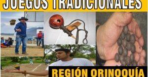 juegos tradicionales de la region orinoquia