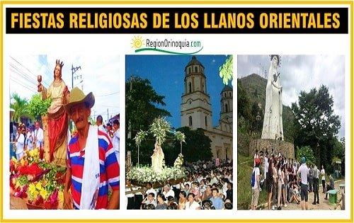 fiestas religiosas de la region orinoquia