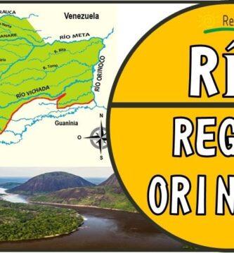 rios de los llanos orientales