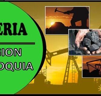 Mineria de la region Orinoquia