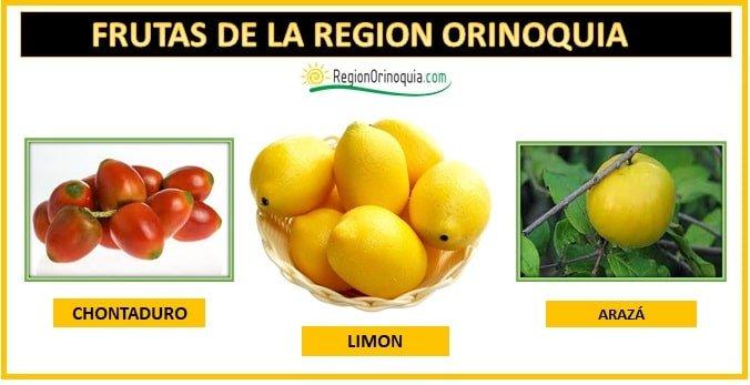 Frutas del Orinoco
