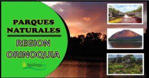 Parques naturales de la region Orinoquia