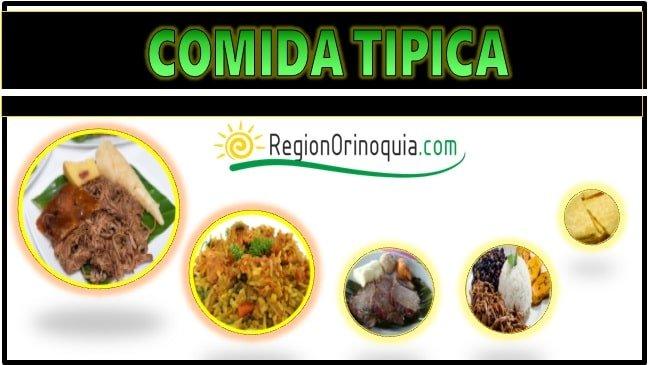 Cuales son los platos tipicos de la region Orinoquia