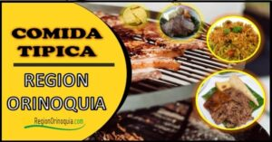 Comida tipica de la region Orinoquia colombiana